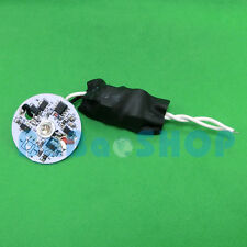 3W RGB Slow Flashing Colorful Flash LED Light + AC 85-265V Driver Supply for DIY