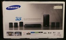 Samsung HT-J4500 5.1 Channel 500W 3D Blu-Ray Home Theater System