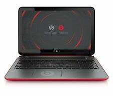 "HP Beats Edition 15-p393nr 15.6"" Touch Laptop AMD A10-7300 1.9GHz 8GB 1TB W10"