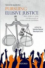 Pursuing Elusive Justice: Mass Crimes in India and Relevance of International St