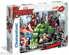Marvel Avengers 104 Piece Jigsaw Puzzle Maxi Super Color Age 3+ New