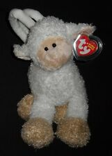 TY BAAABSY BAAAG the LAMB PURSE BEANIE BABY - MINT with MINT TAG