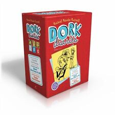 Dork Diaries Boxed Set by Rachel Ren�e Russell (2013, Hardcover, Combined...