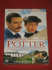 Miss POTTER - Le Destin Extraordinaire d'une Femme Libre et Amoureuse -Coff2 DVD