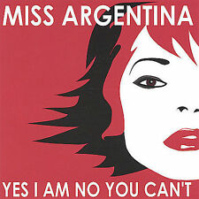 Yes I Am No You Can't by Miss Argentina CD Playboy Stalker Beretta Vanity 2004
