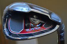 NEW TaylorMade Single Burner Plus Pitching Wedge iron steel Stiff