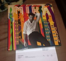 MIKA SIGNED NO PLACE IN HEAVEN LTD BOXSET POP MUSIC & RECEIPTED PROOF NEW SEALED