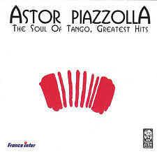 The Soul of Tango ~ Greatest Hits by Astor Piazzolla ~ 2-Disc CD Set