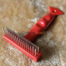 Durable Trimmer Grooming Comb Brush Comb Rake Hair Shedding Flea For Pet Cat Dog