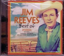 JIM REEVES Best CD Classic Great Country FOUR WALLS HE'LL HAVE TO GO BIMBO