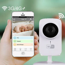 Monitor Baby Camera Video Wireless Night Vision Infant Digital Secure Surveillan