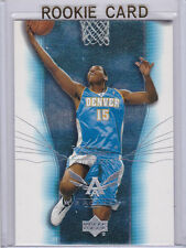 CARMELO ANTHONY Air Academy 2003/04 INSERT ROOKIE CARD Upper Deck Basketball RC