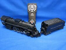 Lionel The Polar Express Train O-Gauge LOCOMOTIVE, TENDER & REMOTE 6-30218