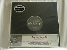 "AARON NEVILLE Warm Your Heart LINDA RONSTADT 33-45 rpm SEALED 200 gram 12"" EP LP"