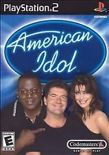 American Idol, Excellent PlayStation2, Playstation 2 Video Games