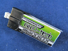 1 New Turnigy nano-tech 300mAh 1S 35C Lipo E-Flite Blade mCPX FBL100 Batteries