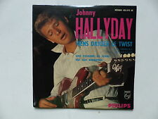 CD  single JOHNNY HALLYDAY Viens danser le twist 9837984 BE