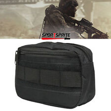 Outdoor Tactical Molle Accessory Tools & Kits Pouch Combat Portable Utility Bag