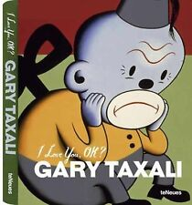 I Love You, Ok? by Gary Taxali Hardcover Book (English)  BRAND NEW