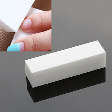 1PC Nail Art Buffer Buffing Sanding Files Block Pedicure Manicure Essential Tool