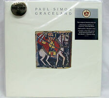 "NEW & Sealed Paul Simon ""Graceland"" LP 180-Gram Vinyl Record + Bonus Songs & MP3"