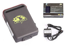 Véhicule GPS Traqueur tk102b Vehicle gps gsm Tracker Hard-wired Charge with box