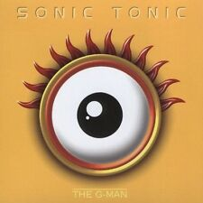 Sonic Tonic, The G-Man, New