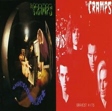 Cramps - Psychedelic Jungle/Gravest Hit (CD NEUF)