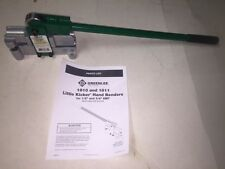 NEW 1/2 GREENLEE 1810 EMT OFFSET BENDER  FOR 555 853 854 855 CONDUIT PIPE BENDER