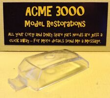Dinky 140 Morris 1100 Saloon Reproduction Repro Clear Plastic Window Unit