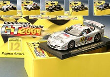 Fly Ref.  PA5 Chevrolet Corvette C5R - Spanish GT2001 PAGINAS AMARILLAS  NEW1/32