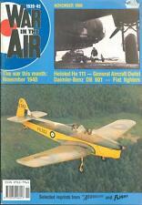 WAR IN THE AIR NOV 90 BoB REGINA AERONAUTICA / DB601A / WELLINGTON / LUFTWAFFE R