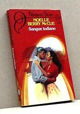 SANGUE INDIANO - N. B. McCue [Libro, Bluemoon Desire n. 231]