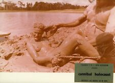 RUGGERO DEODATO CANNIBAL HOLOCAUST 1980 VINTAGE PHOTO ORIGINAL #15