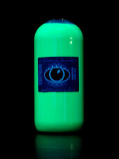 500ml Ultra Bright UV Paint 8 Vivid Colours U.V Glow U-V Backdrop Rave Art