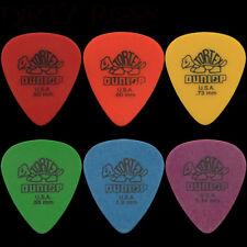 24 Dunlop Tortex Standard Guitar Picks Any Combination