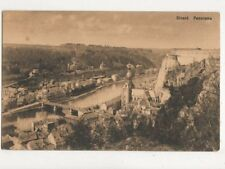 Dinant Panorama Belgium Vintage Postcard 631a