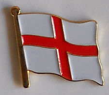 England English St George Country Flag Enamel Pin Badge