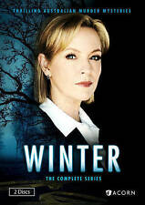 Winter: The Complete Series One (DVD) Rebecca Gibney Murder Mysteries BRAND NEW