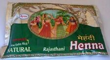 Ayur Rajasthani 100% Pure Natural Henna Powder Mehendi Good Quality Hair Dye200g