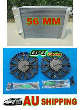 radiator FORD FALCON XA/XB/XC/XD/XE FAIRMONT CLEVELAND 302/351 V8 AT 72-84 +FAN