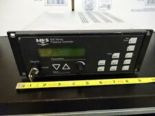 MKS 651 600 SERIES PRESSURE CONTROLLER MODULE HIGH END PROCESS CONTROL AS IS #78