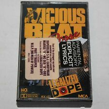 Vicious Beat Posse Legalized Dope Cassette Tape Random Rap Hip Hop