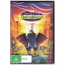 DVD WILD THORNBERRYS MOVIE, THE Tim Curry ADVENTURE ANIMATED NICKELODEON R4 [BNS