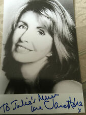 6x4 Hand Signed Photo of Jane Asher - Crossroads Angel Samson