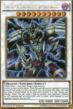PGL2-EN014 - DRAGOCYTOS CORRUPTED NETHERSOUL ... - GOLD SECRET RARE CARD 1st ed.