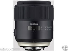NEW TAMRON SP 45mm F1.8 Di VC USD F013 (45 mm F/1.8) Lens for Nikon*Offer
