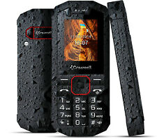 "CELLULARE CROSSCALL SPIDER X1 DUAL SIM 1.77"" SHOCK RESISTANT WATERPROOF IP67 ITA"