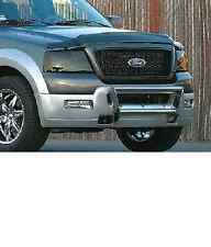 2004-2008 Ford F150 Smoke GTS Acrylic Headlight Covers Protection Pair NEW