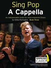 Sing Pop A Cappella Choir Songs Bill Withers ADELE SATB VOCAL CHORAL Music Book